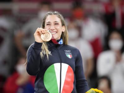 Judo, Maria Centracchio compie l'impresa della vita e conquista la medaglia di bronzo alle Olimpiadi di Tokyo!