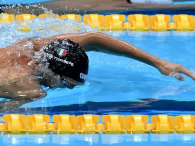 Nuoto, Gregorio Paltrinieri in finale con l'8° tempo negli 800 sl a Tokyo, fuori Gabriele Detti