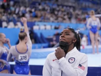 """Simone Biles ringrazia per il sostegno: """"Ho capito che valgo più della ginnastica e delle vittorie"""""""