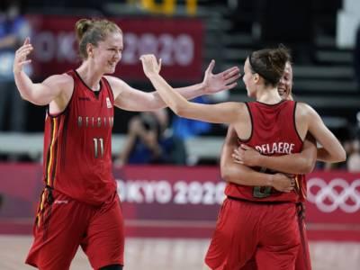 Basket femminile, Olimpiadi Tokyo: Belgio e Francia senza problemi, USA nel finale sul Giappone. Australia vicina alla clamorosa eliminazione