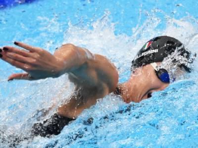 Nuoto, Federica Pellegrini settima nell'ultimo 200 alle Olimpiadi. La Divina saluta, Titmus vince