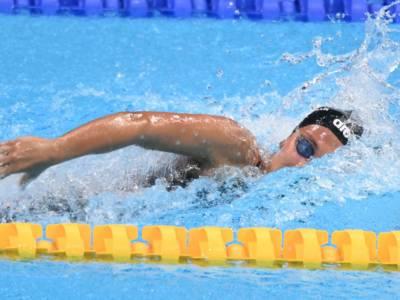 Nuoto Olimpiadi Tokyo, Simona Quadarella chiude terza in batteria e vola in finale negli 800 sl