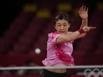 Tennistavolo, Olimpiadi Tokyo: Chen Meng vince il derby cinese e conquista l'oro al femminile
