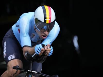 Ciclismo, una cronometro in salsa Jumbo-Visma e il flop del Belgio con Evenepoel e Van Aert