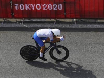 """Ciclismo, Olimpiadi Tokyo. Alberto Bettiol: """"Ho dato tutto, non ho rimpianti. Posso migliorare a cronometro"""""""