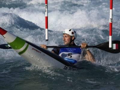 LIVE Canoa slalom, Olimpiadi Tokyo in DIRETTA: oro per un super Prskavec, De Gennaro si ferma in semifinale!