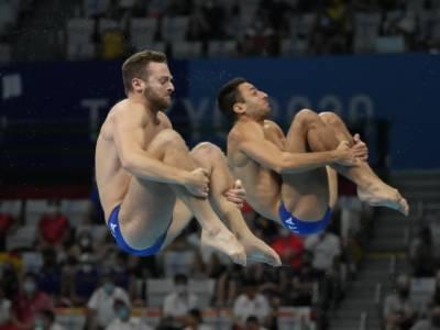 Tuffi, Olimpiadi Tokyo. Tocci/Marsaglia sesti con qualche rimpianto. Trionfa la Cina, sul podio Usa e Germania