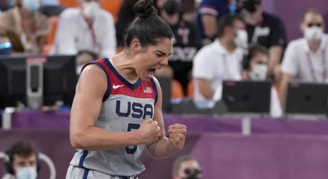 Basket 3X3, Olimpiadi Tokyo: Lettonia e Stati Uniti si prendono la medaglia d'oro