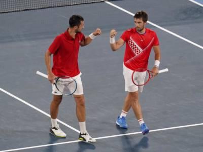 Tennis, Olimpiadi Tokyo: Nikola Mektic e Mate Pavic vincono l'oro nel derby croato di doppio maschile con Marin Cilic e Ivan Dodig