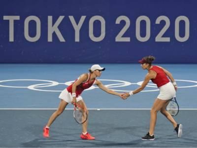Tennis, Olimpiadi Tokyo: Bencic in finale anche nel doppio femminile insieme a Golubic, sfideranno Krejcikova e Siniakova