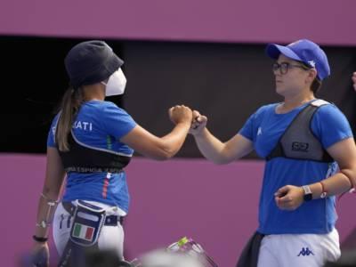 Tiro con l'arco, Olimpiadi Tokyo: Lucilla Boari vola agli ottavi! Battuta in rimonta Rebagliati nel derby azzurro