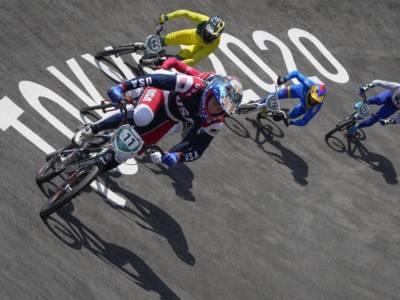 BMX, Olimpiadi Tokyo: semifinale sfiorata per l'azzurro Giacomo Fantoni