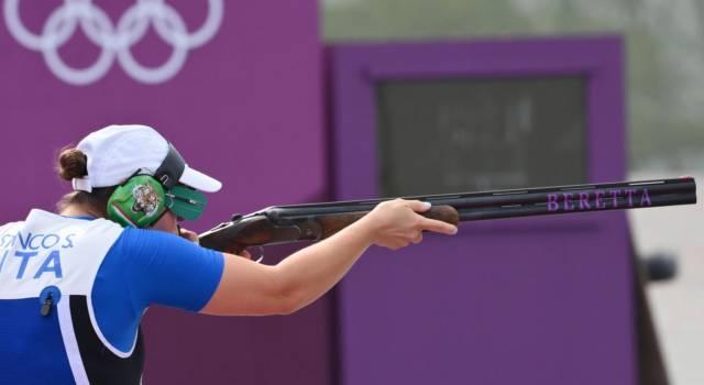 Tiro a volo, Olimpiadi Tokyo: la slovacca Zuzana Stefecekova vince nel trap. Terza una storica Perilli per San Marino, Stanco chiude quinta
