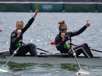Canottaggio, Olimpiadi Tokyo: Italia d'oro al femminile, bronzo per Oppo-Ruta. Tutti i podi di giornata