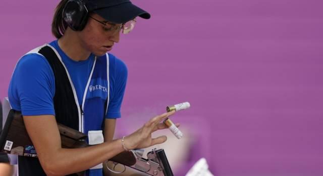 LIVE Tiro a volo, Olimpiadi Tokyo in DIRETTA: Rossi-De Filippis undicesimi, oro alla Spagna, argento per San Marino!