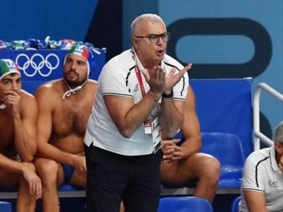 """Pallanuoto, Olimpiadi Tokyo. Sandro Campagna: """"Partita più bella da preparare. Viviamo per questo tipo di match"""""""