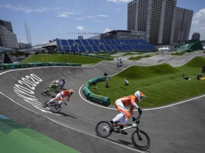 BMX, Olimpiadi Tokyo: medaglia d'oro per Niek Kimmann e Bethany Shriever
