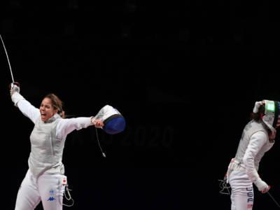 VIDEO Fioretto femminile di bronzo, Olimpiadi Tokyo: la finale contro gli Usa