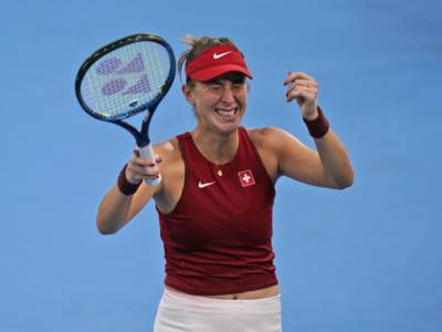 Tennis, Olimpiadi Tokyo: Belinda Bencic vince l'oro! Sconfitta in finale Marketa Vondrousova