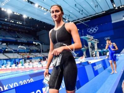 """Nuoto, Simona Quadarella: """"Volevo questa medaglia per tornare a casa felice"""""""