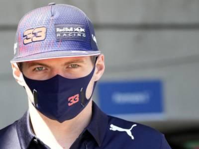 """F1, Max Verstappen: """"Lewis mi ha telefonato, ma resto dell'avviso che sia stato irrispettoso…"""""""