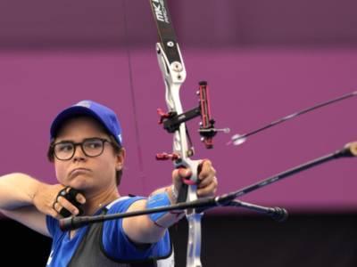 """Tiro con l'arco, Olimpiadi Tokyo. Lucilla Boari: """"Se è un sogno non svegliatemi! Bronzo che vale oro"""""""
