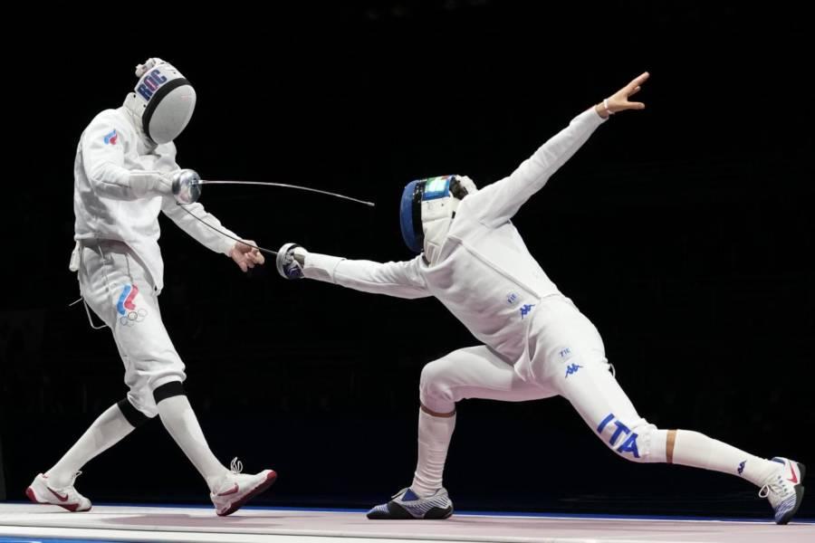 Olimpiadi, cos
