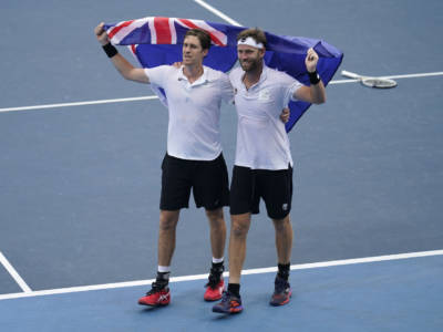 Tennis, Olimpiadi Tokyo: Michael Venus e Marcus Daniell vincono il bronzo nel doppio maschile