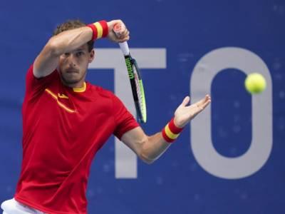 Tennis, Olimpiadi Tokyo. Nemmeno il bronzo per Novak Djokovic: Carreno Busta lo sconfigge meritatamente in tre set