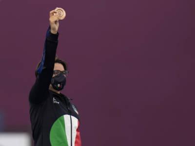 """Tiro con l'arco, Lucilla Boari al ritorno in Italia: """"Questa medaglia era un sogno. Ci ho creduto fino all'ultima freccia"""""""
