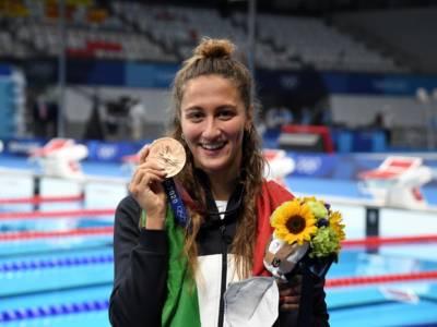 VIDEO Simona Quadarella bronzo 800 sl, Olimpiadi Tokyo nuoto: la finale dell'azzurra