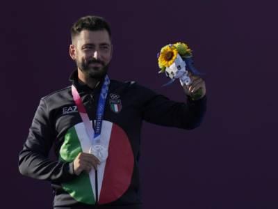 Tiro con l'arco, Mauro Nespoli sconfitto in finale da Gazoz. E' argento a Tokyo 2020