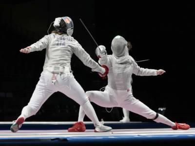 """Scherma Olimpiadi Tokyo, Irene Vecchi: """"Abbiamo provato fino alla fine a riprendere l'assalto, dispiace non avercela fatta"""""""