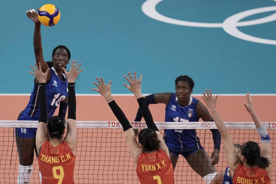 LIVE Italia Usa volley femminile, Olimpiadi in DIRETTA: scontro diretto decisivo per evitare la Serbia!