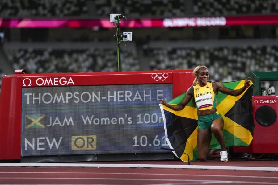 VIDEO Atletica, Olimpiadi Tokyo: lo straordinario successo di Elaine Thompson e la tripletta giamaicana