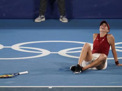 VIDEO Olimpiadi Tennis: Belinda Bencic campionessa a Tokyo