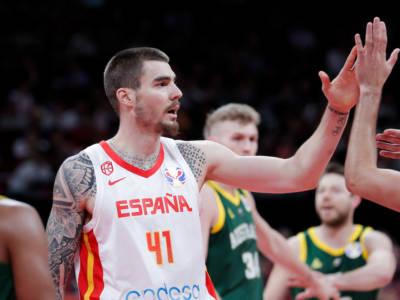 """Basket, Olimpiadi Tokyo. Garbajosa polemico sul caso Juancho Hernangomez: """"I Timberwolves hanno deciso di non farlo giocare"""""""