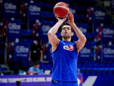 Basket: Giampaolo Ricci è un nuovo giocatore dell'Olimpia Milano
