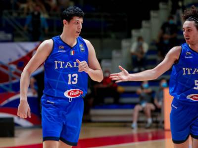 Basket: Italia, cinque giorni di raduno prima di Giappone e Olimpiadi. A Roma aggregati Diouf e Spagnolo