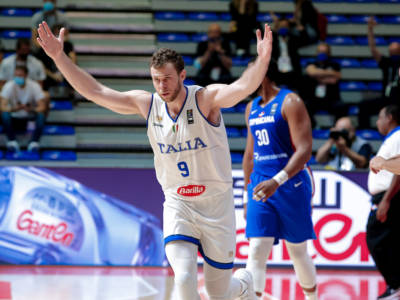 Basket: Nicolò Melli-Olimpia Milano, c'è il ritorno dopo sei anni