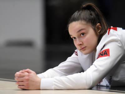 """Basket femminile, Giulia Natali: """"A Lucca per il progetto proposto. Con le Nazionali under due anni fantastici, non vorrei mai essere altrove"""""""