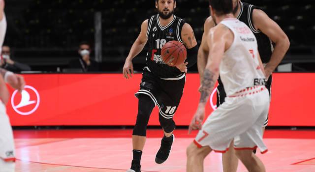 Calendario EuroCup 2021-2022 basket: date partite Virtus Bologna, Venezia e Trento. Programma, orari, tv, streaming