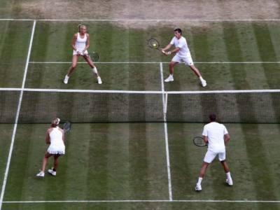 Wimbledon 2021, il doppio misto va a Neal Skupski e Desirae Krawczyk