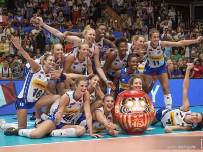 LIVE Italia-Russia 3-0, Olimpiadi volley donne in DIRETTA: dominio azzurro, le pagelle