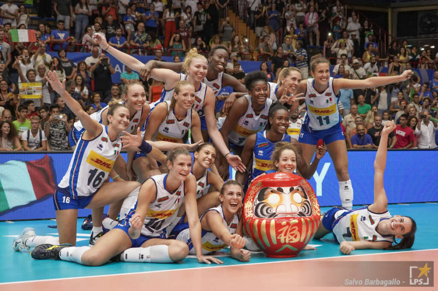 LIVE Italia Turchia 1 1 (25 22, 23 25, 23 19), volley femminile Tokyo 2020: aggiornamenti in DIRETTA