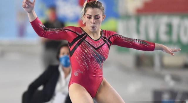 Lara Mori e le Olimpiadi in rincorsa: un sogno meritato, da icona della sportività. E al corpo libero…