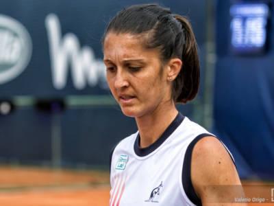 WTA Praga 2021: Giulia Gatto-Monticone subito eliminata da Greet Minnen