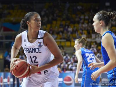 Basket, Olimpiadi Tokyo: insulti razziali alla giocatrice francese Iliana Rupert