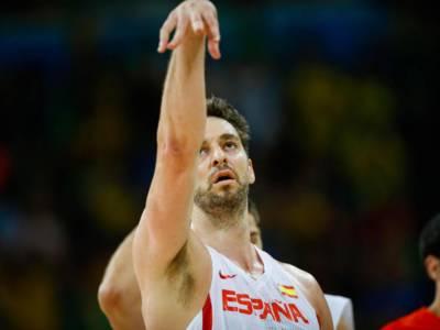 Basket: Spagna, i convocati di Sergio Scariolo per le Olimpiadi di Tokyo. Definiti i 12 con Pau Gasol e Juancho Hernangomez