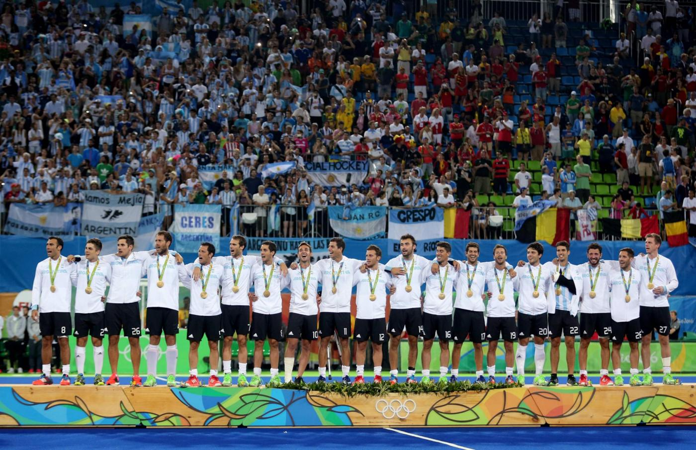 Hockey su prato maschile – Belgio vince la medaglia d'oro